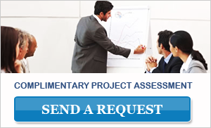 Receive a complimentary project assesment